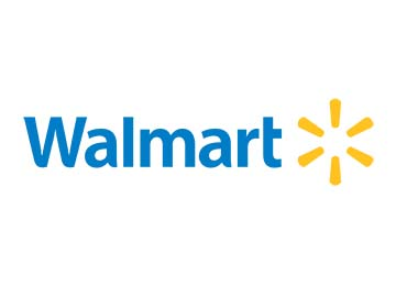 Walmart display and marketing fixtures for retail locations