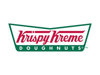 Krispy Kreme store fixtures and displays for marketing in retail locations